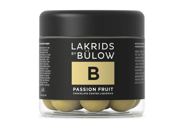 LAKRIDS No. B Passion Choc coated Liquorice