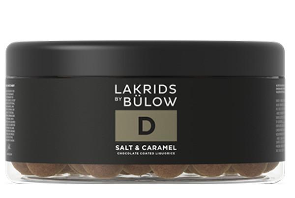 LAKRIDS No. D Salt & Caramel 550 g