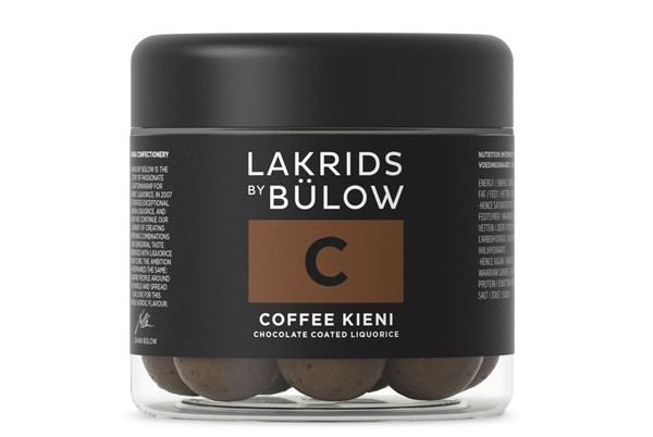 LAKRIDS No. C Coffee Choc coated Liquorice