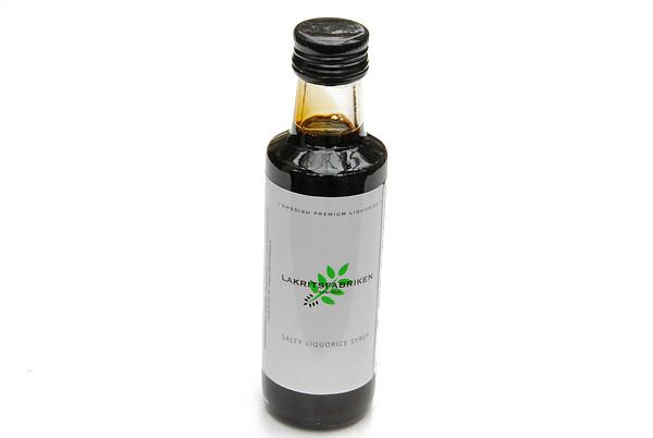 Salty Liquorice Syrup