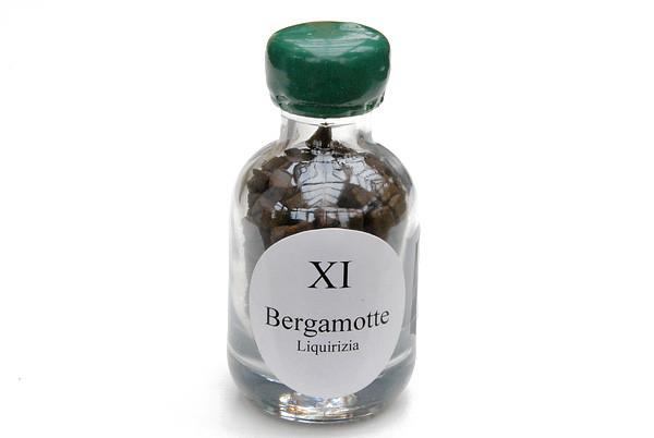 Lakritz Pastille Bergamotte