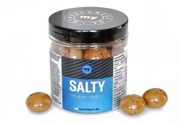 my Salty - Salmiak Lakritz