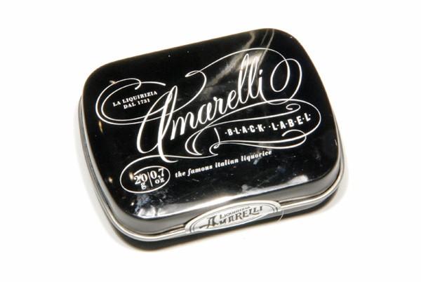 Amarelli Black Label 20 g