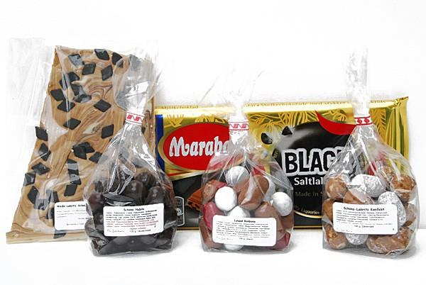 Die Lakritz-Schokoladen Offensive