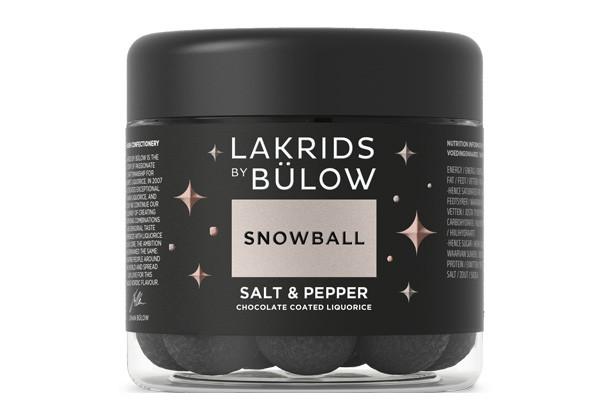 LAKRIDS Snowball Salt & Pepper