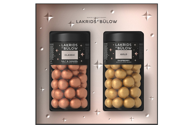 LAKRIDS Black Box Classic / Gold