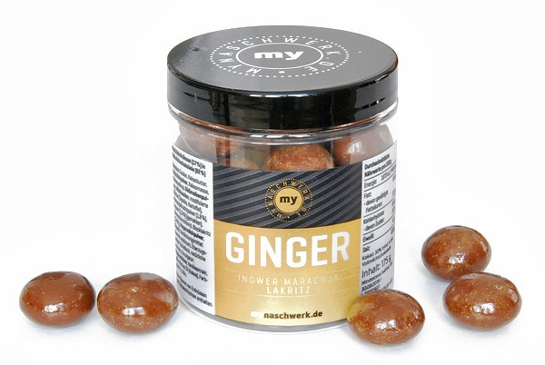 my Ginger - Ingwer Maracuja Lakritz