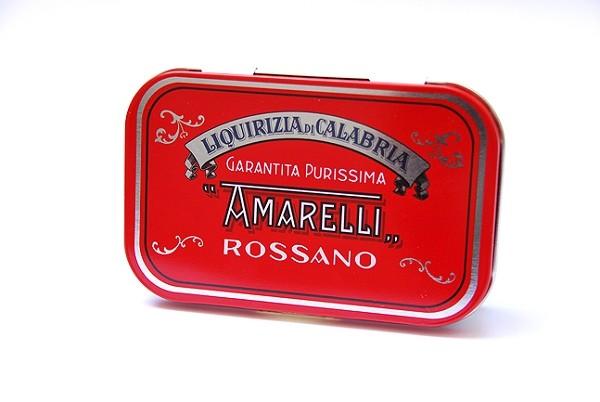 Amarelli Rossa Spezzatina 40 g