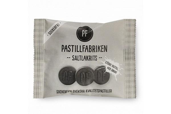 Pastillfabriken Saltlakrits o.Z.