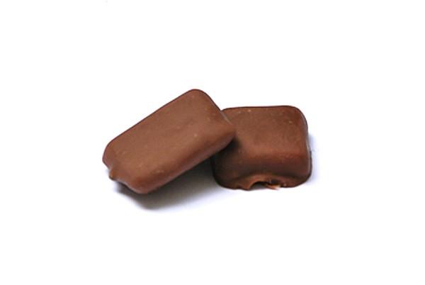 Salmiak Brocken, Vollmilch Schokolade