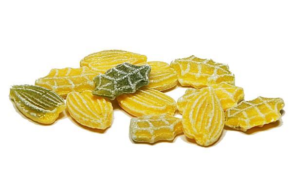 Zitronen Blätter