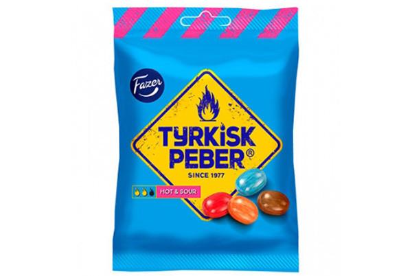 Fazer Tyrkisk Peber Hot & Sour