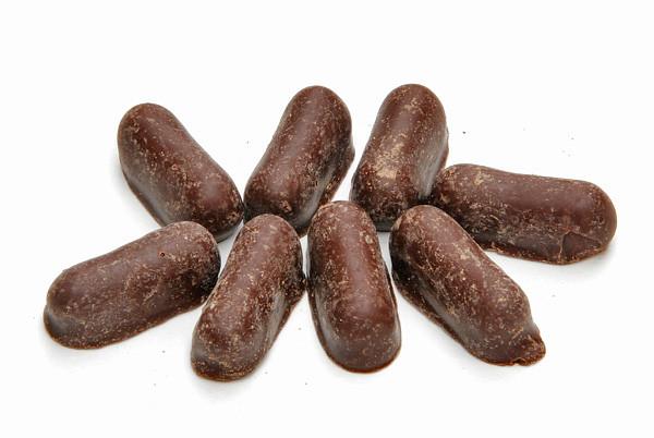 Chili-Lakritz Stäbchen Zartbitterschokolade
