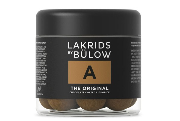 Lakrids No. A Choc coated Liquorice
