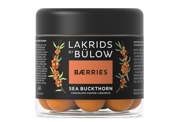 LAKRIDS BERRIES Sea Buckthorn