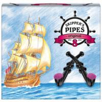 Skipper's Pipes 8 Stück