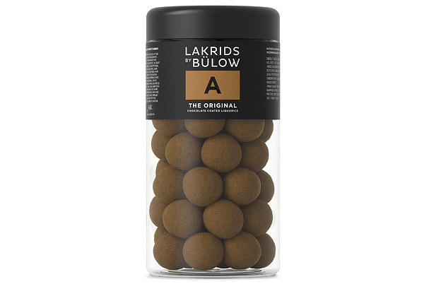Lakrids No. A Choc coated Liquorice 295 g