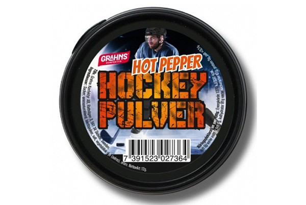 Hockey Pulver Hot Peppar