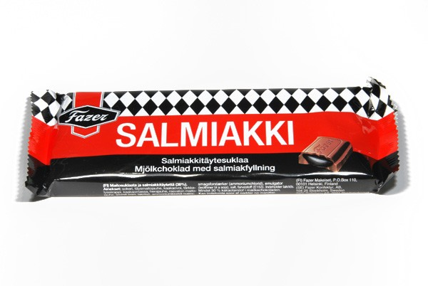 Salmiakki Schokolade