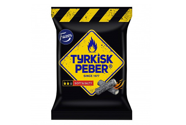 FazerTyrkisk Peber Soft & Salt - Angebot statt 3,20 MHD 02.05.2021